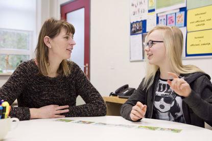 Afbeeldingen van Praktijkgerichte training TOS: 'Interactief met je (TOS)-leerling