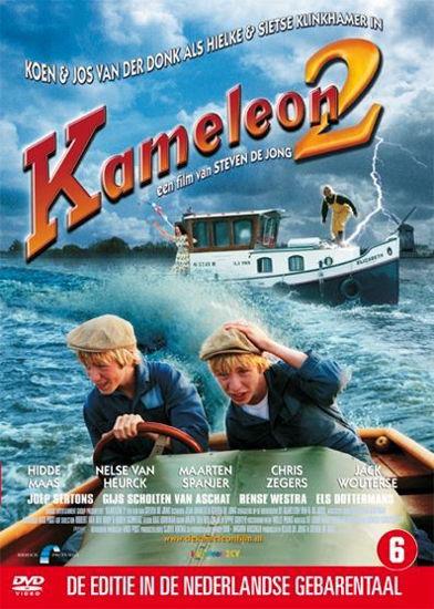 Afbeelding van De schippers van de Kameleon 2