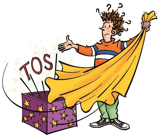 Afbeelding van Module 1: Wat is een TOS?