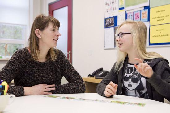 Afbeelding van Praktijkgerichte training TOS: 'Interactief met je (TOS)-leerling