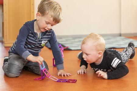 Afbeelding voor categorie Kinderdagopvang en kinderdagverblijf
