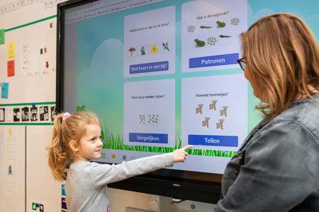 Afbeelding voor categorie Cursusaanbod communiceren met gebaren